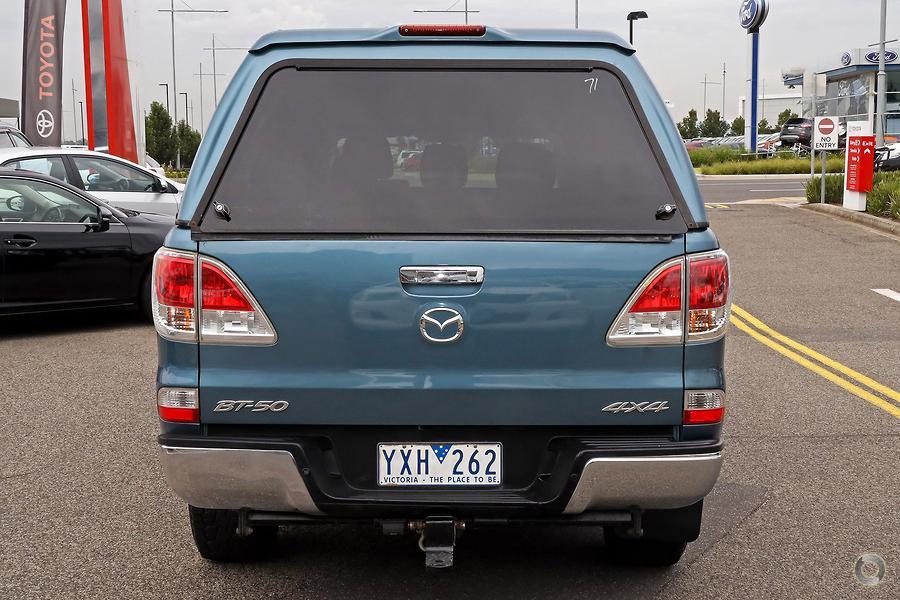 2012 Mazda BT-50 XTR UP