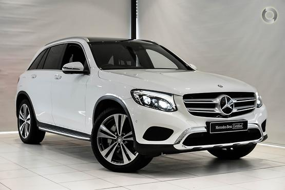 2016 Mercedes-Benz <br>GLC 250 D