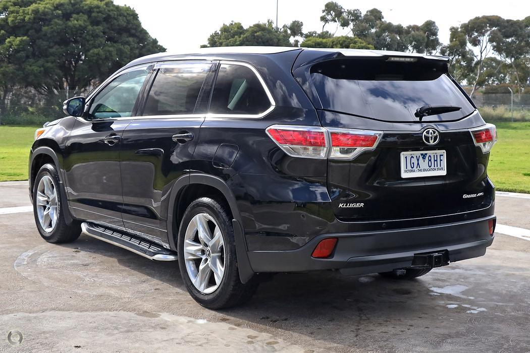 2016 Toyota KLUGER Suv Grande