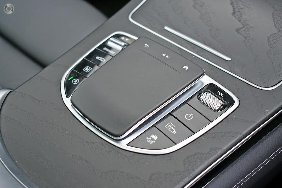 2019 Mercedes-Benz GLC 300 Coupé