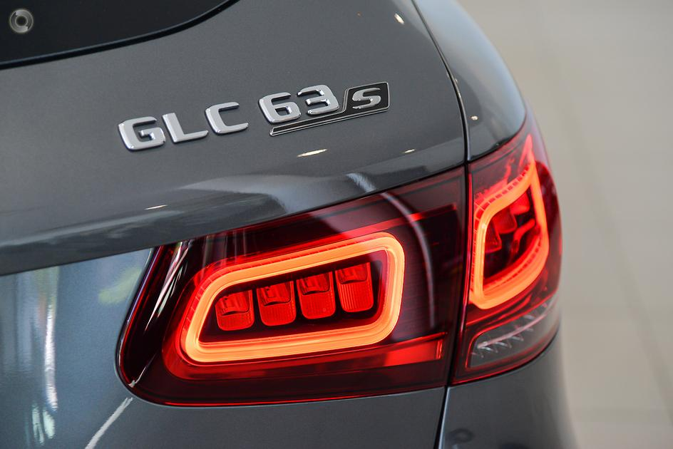 2020 Mercedes-Benz GLC 63 AMG S Wagon