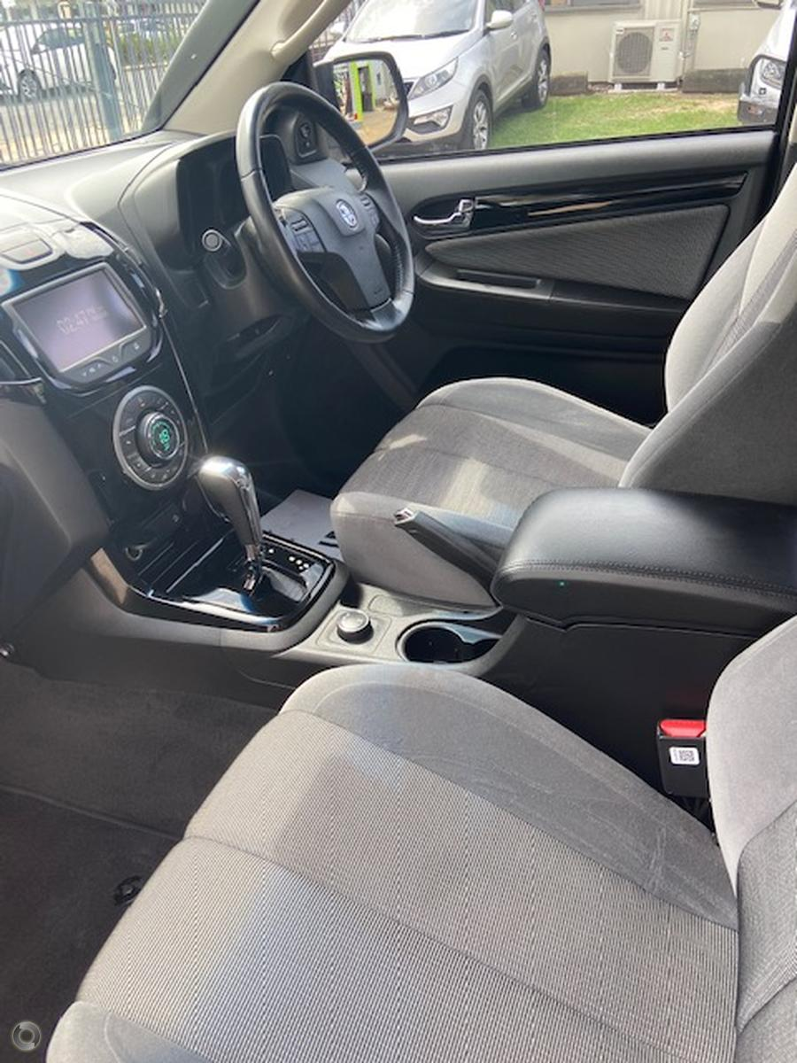 2016 Holden Colorado Storm RG