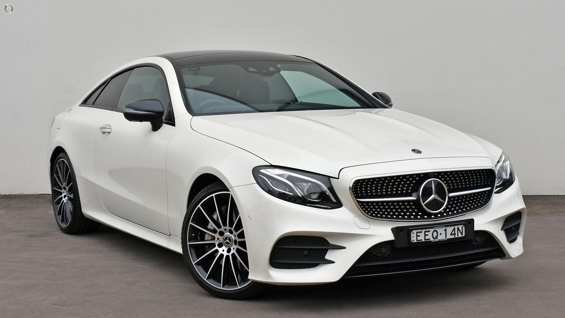 2019 Mercedes-Benz E 300 Coupé