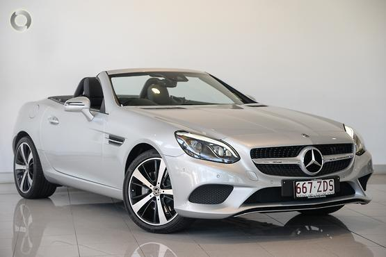 2019 Mercedes-Benz SLC 200