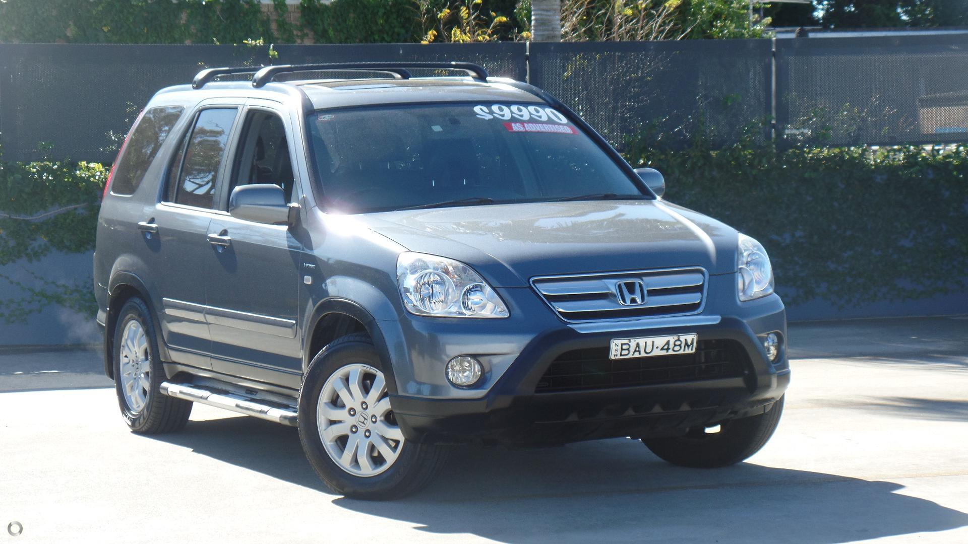 2006 Honda CR-V RD