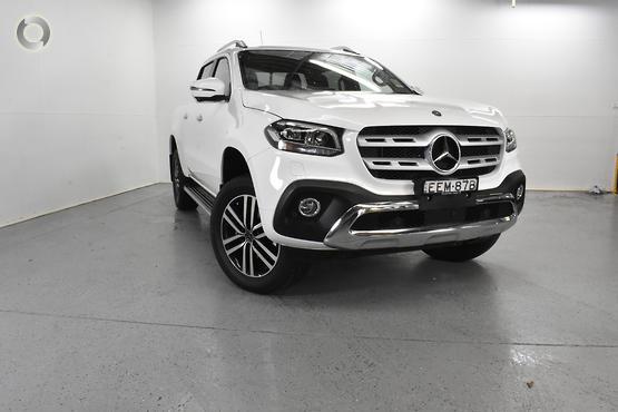2019 Mercedes-Benz X 250 D POWER