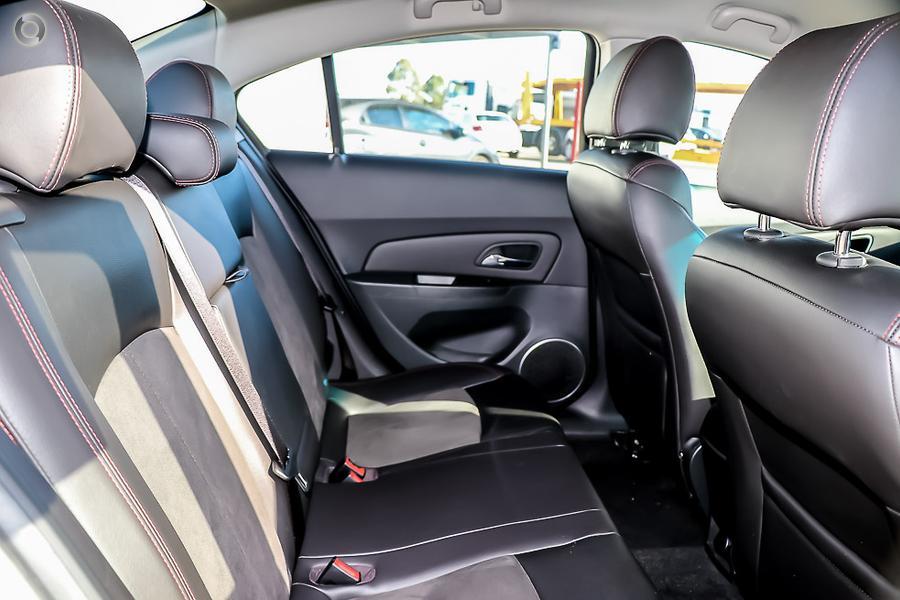 2016 Holden Cruze SRi Z-Series JH Series II