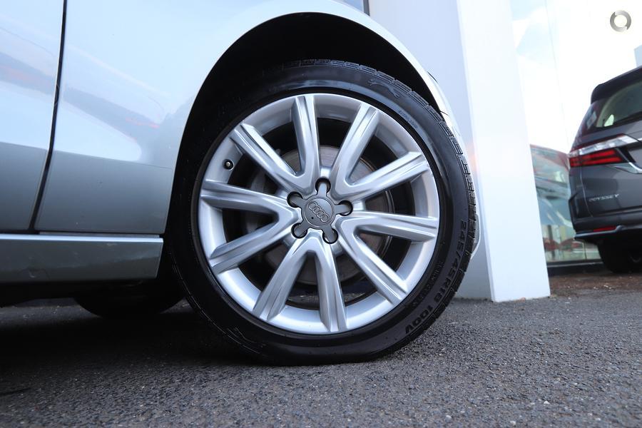 2012 Audi A6  C7
