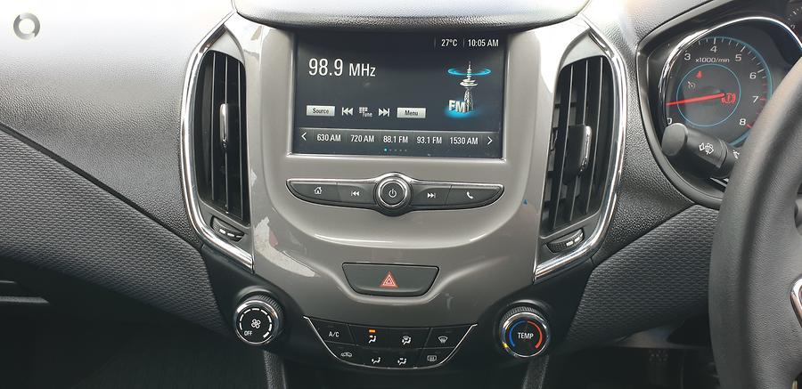 2017 Holden Astra LS+ BL