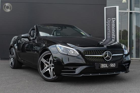 2019 Mercedes-Benz <br>SLC 300