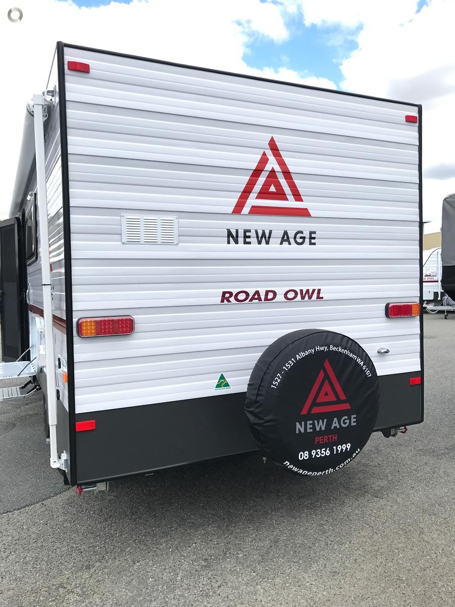 2020 New Age Road Owl RO18E Comfort Plus