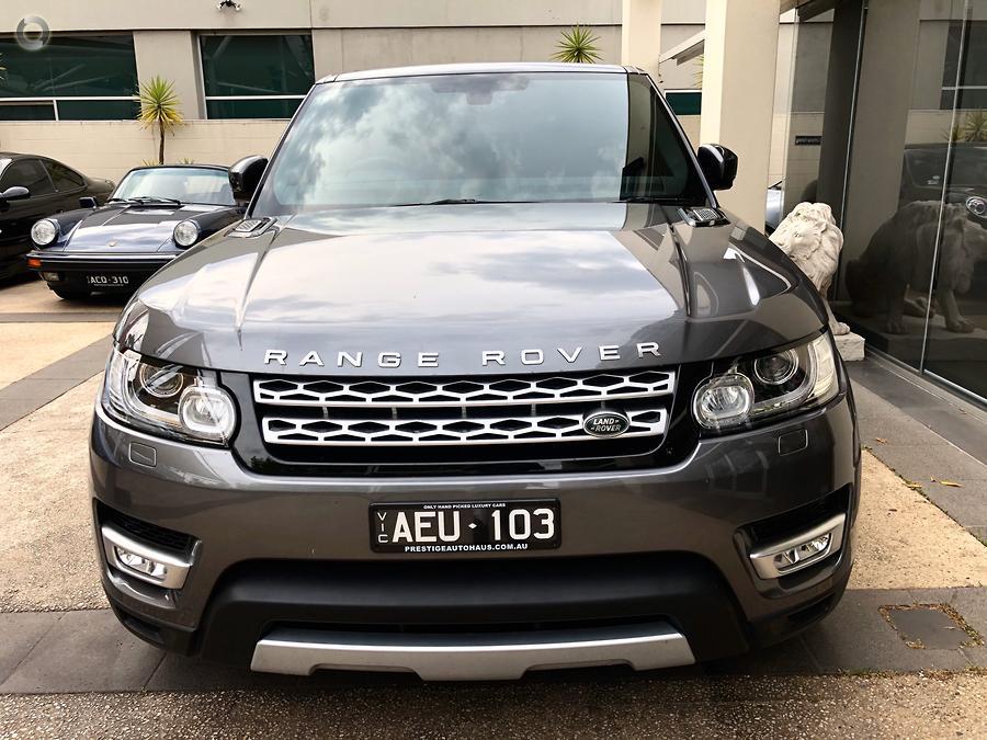 2015 Land Rover Range Rover Sport SDV6 HSE L494