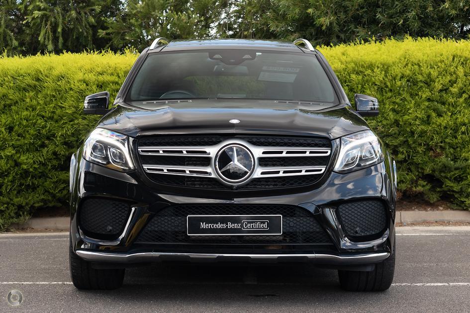 2017 Mercedes-Benz GLS 350 D SPORT Wagon