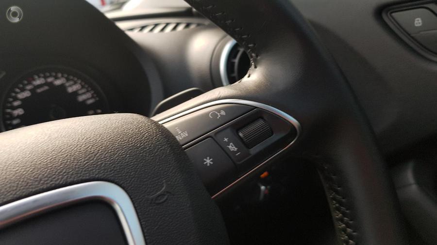 2016 Audi A3 Attraction 8V
