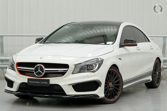2016 Mercedes-Benz CLA 45 AMG