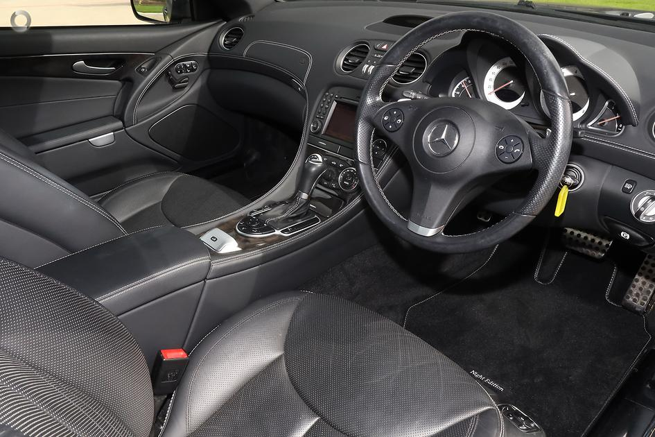 2010 Mercedes-Benz SL 350 NIGHT EDITION Roadster