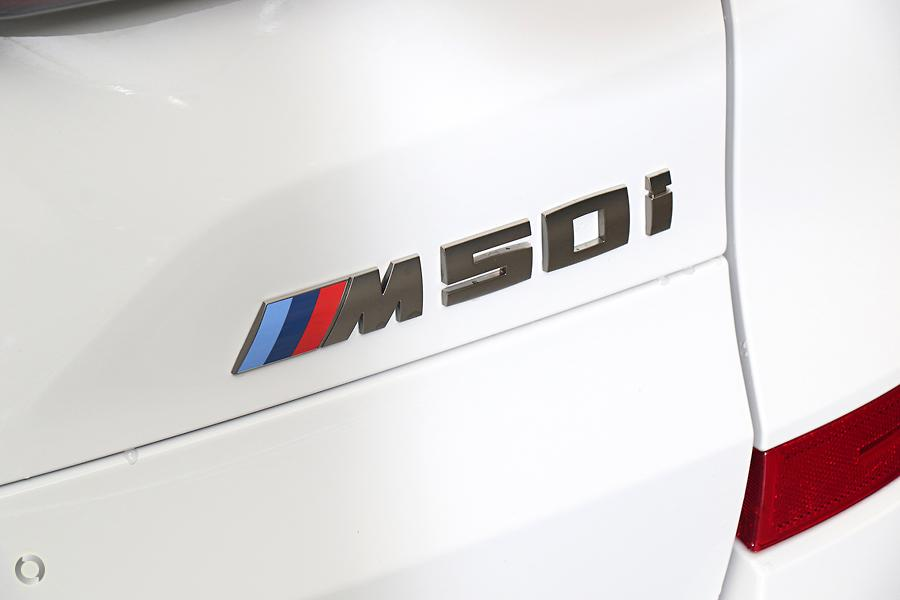 2019 BMW X5 M50i