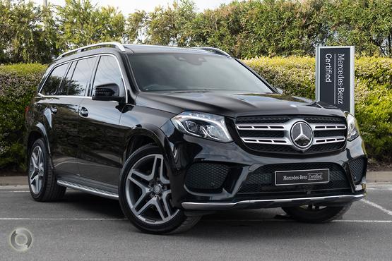 2016 Mercedes-Benz <br>GLS-CLASS