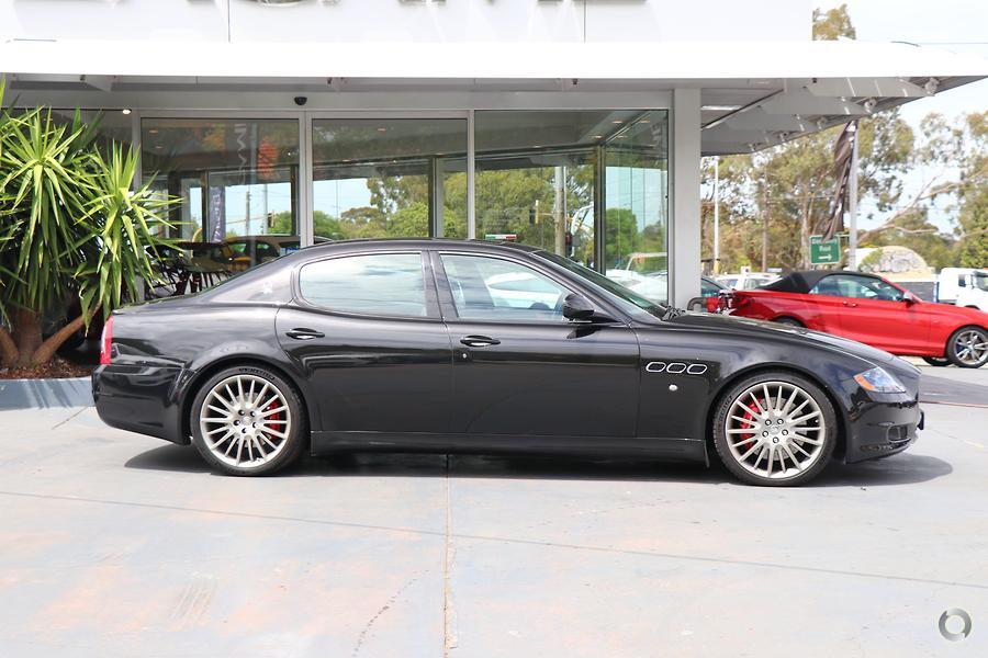 2009 Maserati Quattroporte Sport GTS