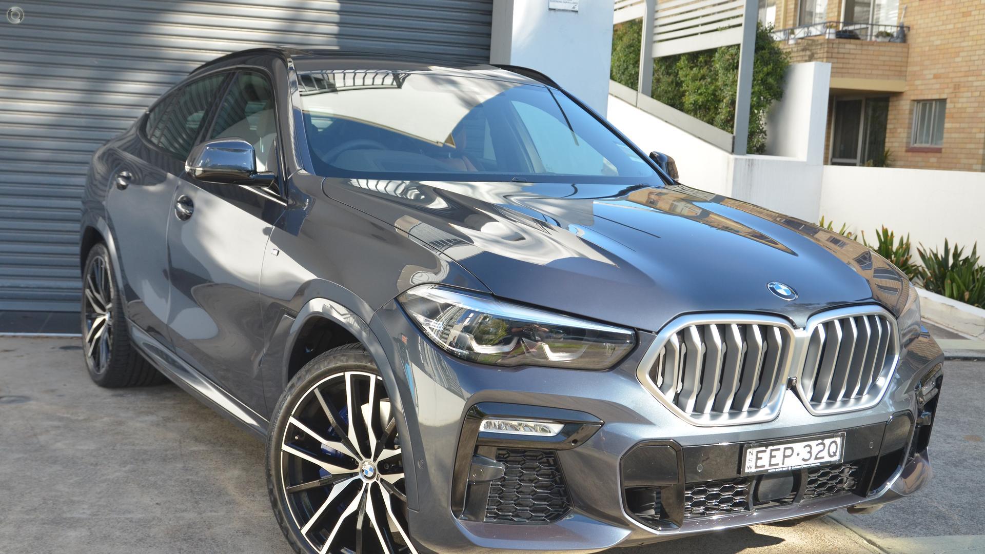 2019 BMW X6 xDrive30d M Sport
