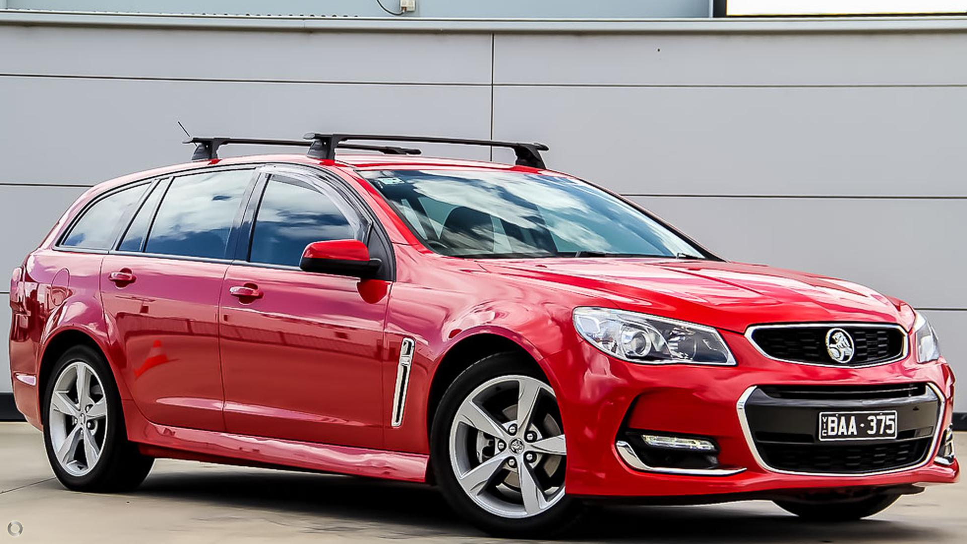 2015 Holden Commodore SV6 VF Series II