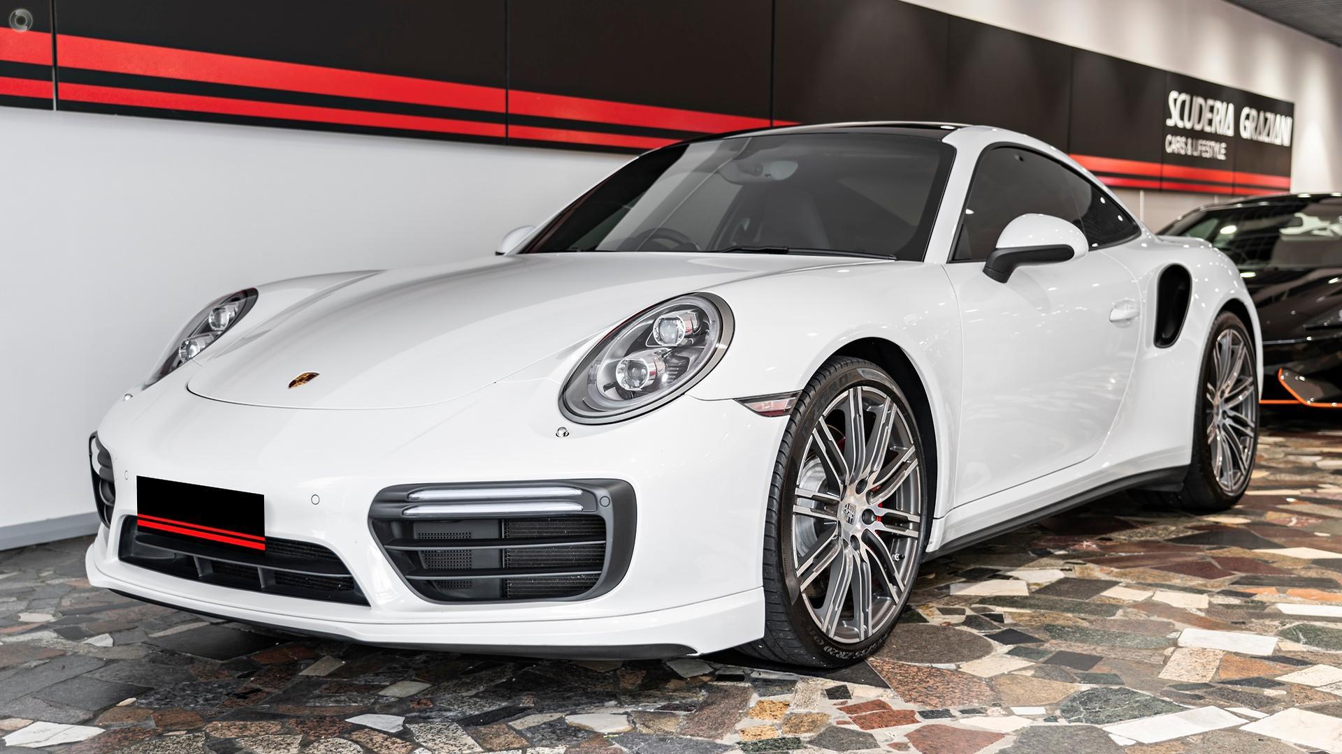 2016 Porsche 911 991