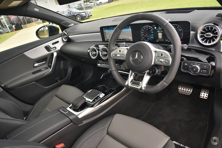 2020 Mercedes-Benz A 35 AMG Hatch