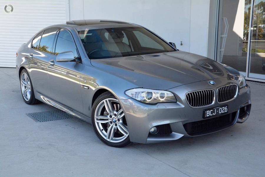 2012 BMW 535d