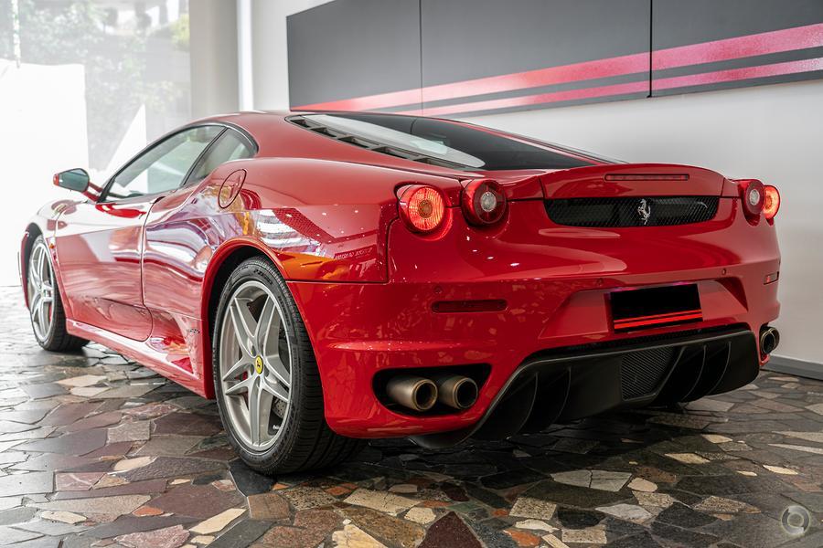 2007 Ferrari F430 F1 F136
