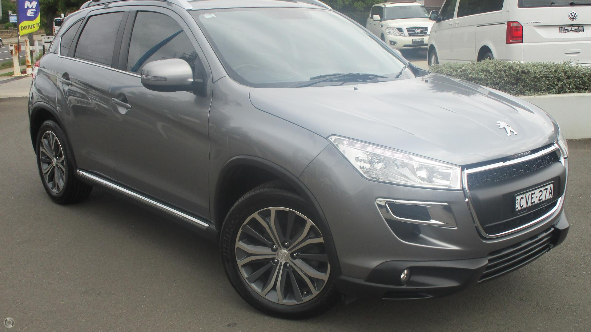 2014 Peugeot 4008 Active (No Series)