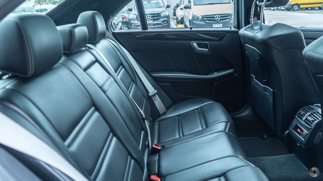 2014 Mercedes-Benz E 63 AMG S Sedan