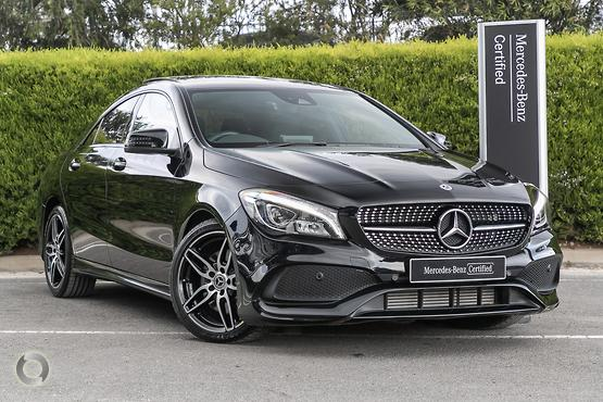2018 Mercedes-Benz CLA 220 D