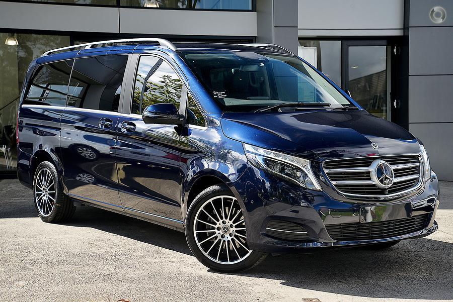 2018 Mercedes-Benz V250 d Avantgarde  447