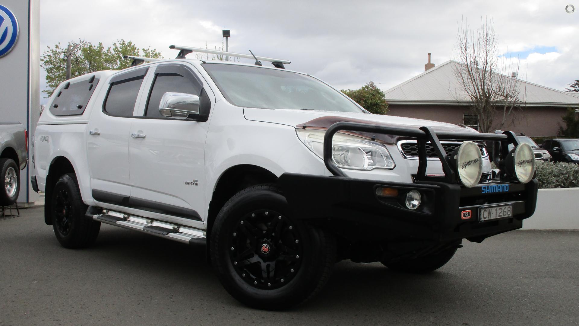 2012 Holden Colorado RG
