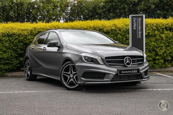 2014 Mercedes-Benz A 200 CDI