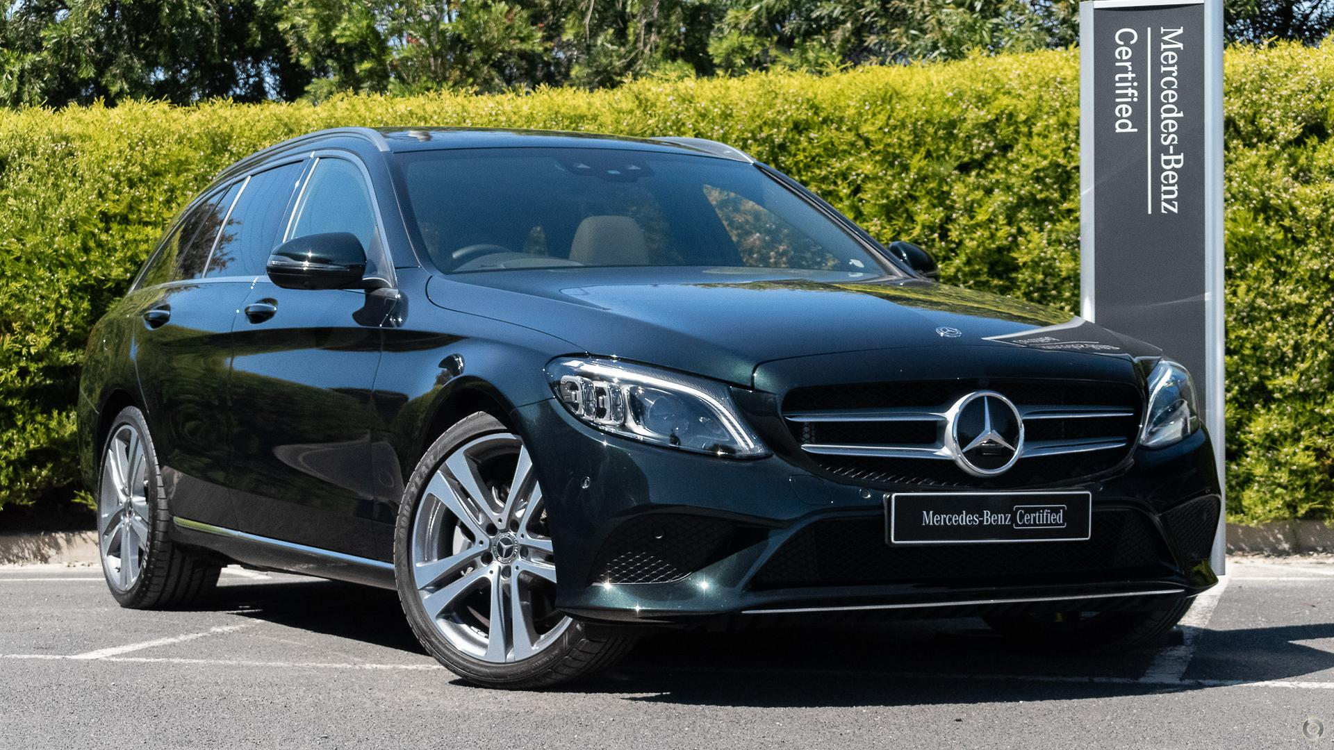 2018 Mercedes-Benz C 300 Estate