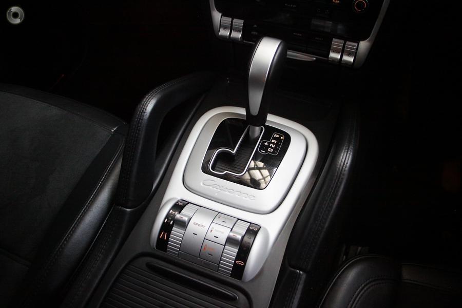 2009 Porsche Cayenne GTS 9PA