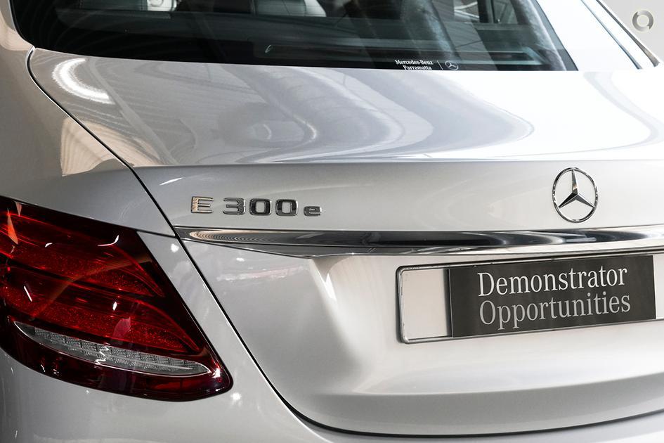2019 Mercedes-Benz E 300 E Sedan