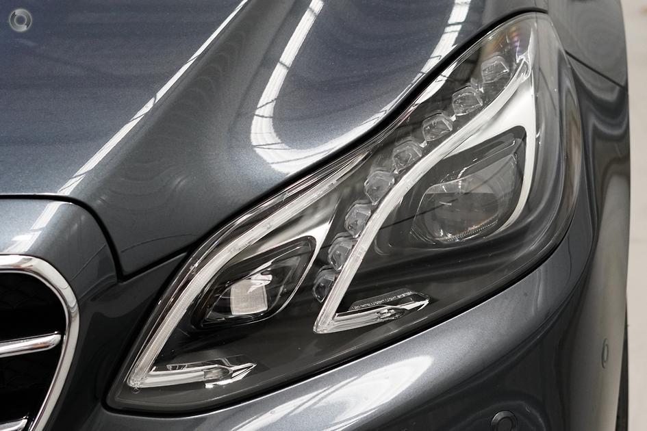 2015 Mercedes-Benz E 250 Sedan