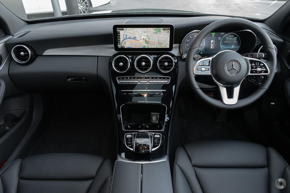 2019 Mercedes-Benz C-CLASS Estate