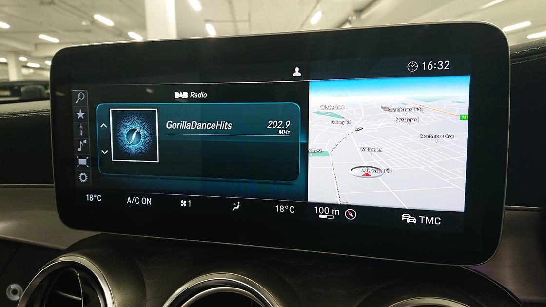 2019 Mercedes-Benz C 200 Cabriolet