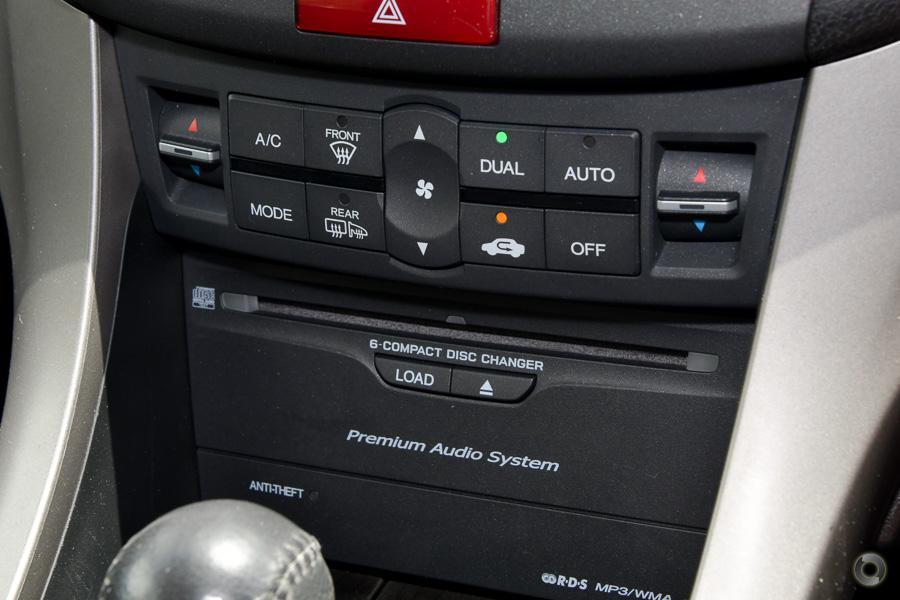 2011 Honda Accord Euro Luxury Navi 8th Gen