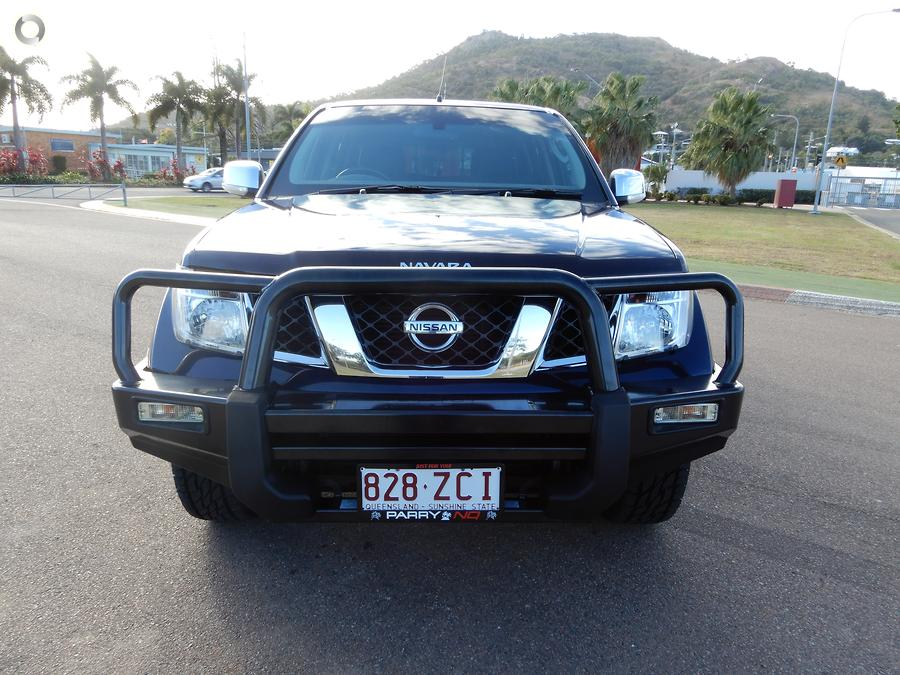 2009 Nissan Navara ST-X