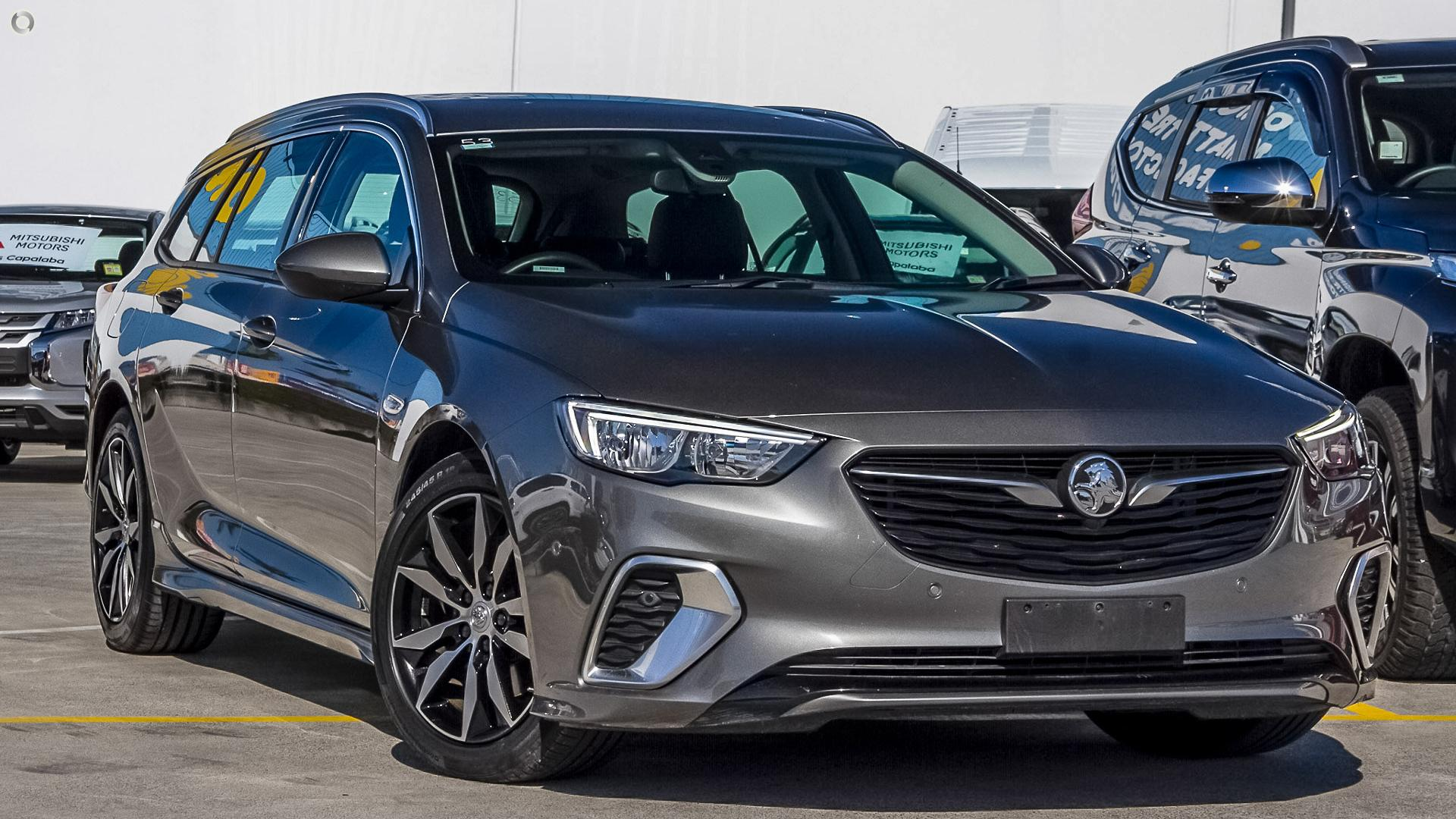 2019 Holden Commodore ZB