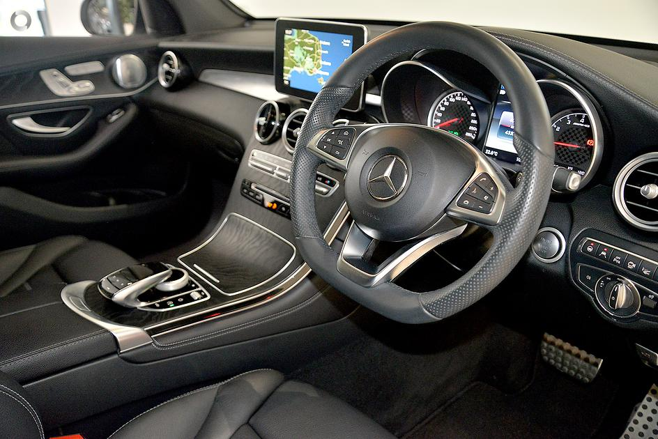 2017 Mercedes-Benz GLC 43 AMG Coupe
