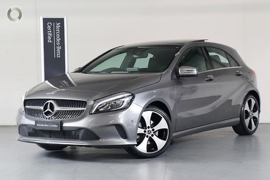 2018 Mercedes-Benz <br>A-CLASS