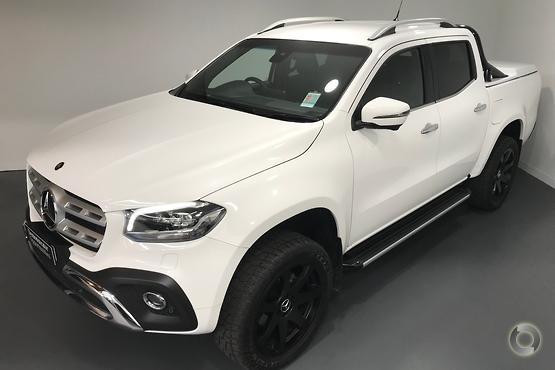 2017 Mercedes-Benz <br>X-CLASS