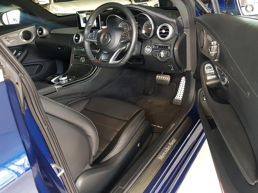 2016 Mercedes-Benz C200  C205
