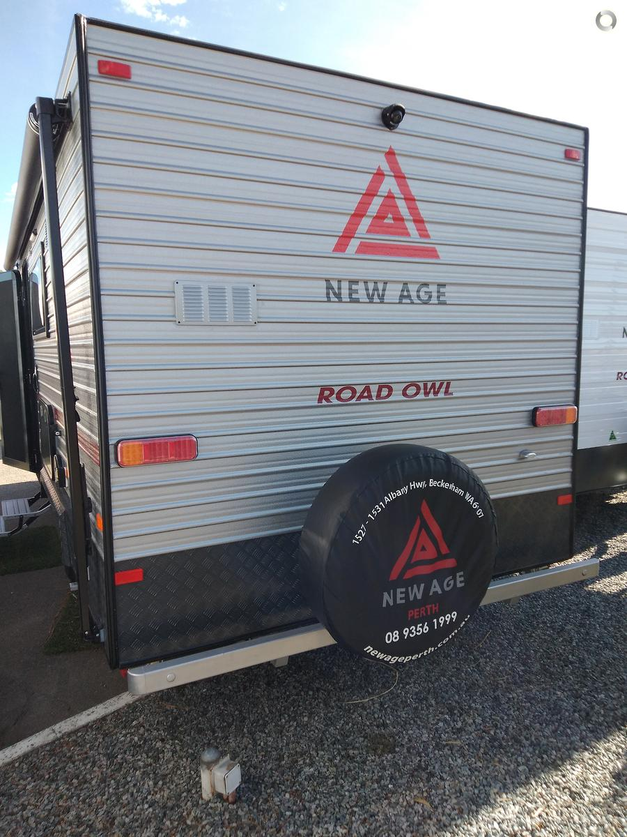 2020 New Age Road Owl RO18E Adventurer