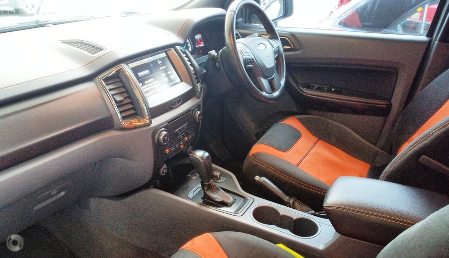 2016 Ford Ranger Wildtrak PX MkII